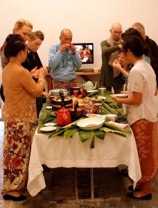 Peranakan Ritual Gathering (Slot Gallery, Redfern)